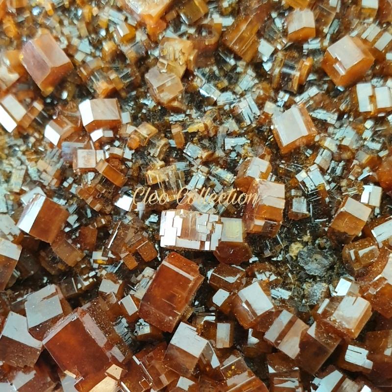 Vanadinit ásvány és féldrágakő termékek