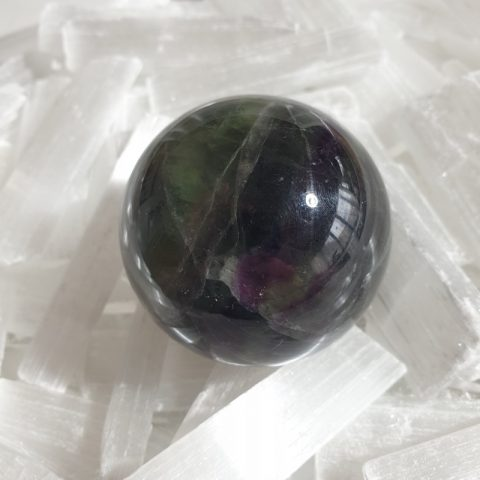 fluorit-golyo